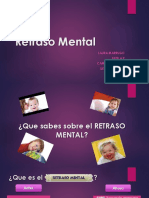 Retraso Mental Seminario de Neuro Ultima