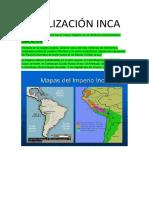 Civilización Inca Maria Jose