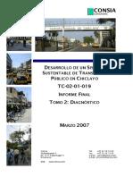 DESARROLLO DE UN SISTEMA SUSTENTABLE DE TRANSPORTE PÚBLICO EN CHICLAYO