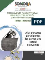 PPT LyC V1 TextosLiterarios