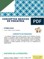 Conceptos Basicos de Pediatria