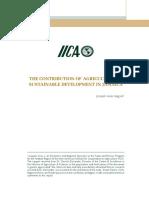 agricultural report jamaica