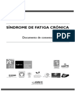 fatiga crónica