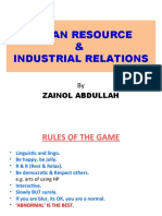Module 3 Human Resource & Industrial Relations Final