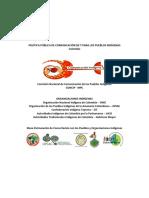 PP para la comunicación y los pueblos indígenas en colombia
