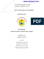 EE8353-Electrical Drives and Control