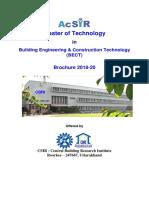 MTech Brochure 2018 20