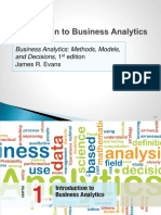 1. Introduction to Descriptive Analytics