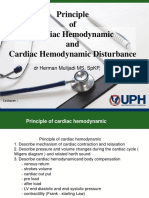 cardiac hemodynamic