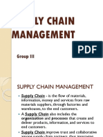 Supply Chain Management01