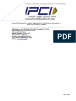 RFP for Procurement of DLP Solution