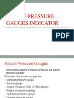 Engine Pressure GAUGES Indicator-1
