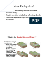 Earthquakes 2