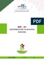 Distribution Planning Manual- EPD-M1