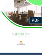 Usedtotech.com - 08 Corporate Report Design Template in Microsoft Word