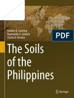 (World Soils Book Series) Rodelio B. Carating, Raymundo G. Galanta, Clarita D. Bacatio (Auth.) - The Soils of the Philippines-Springer Netherlands (2014)