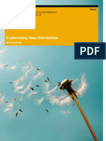 Customizing Data Distribution SAP