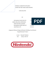 NIntendo Business Strategy