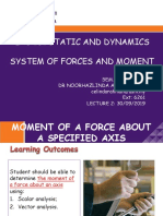 System of Forces and Moment_Lecture 2