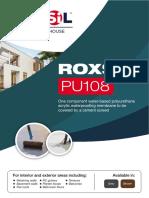 Brochure PU108