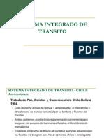 Sistema Integrado de Tránsito 2009