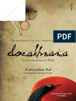 Dozakhnama - Conversations in Hell Between Ghalib and Manto by Rabisankar Bal Arunava Sinha Translator