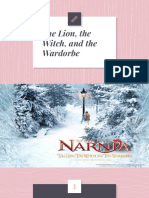 Book Talk (The lion, the witch, and the Wardrobe)