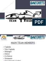 Gokart Team 2019