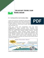 Bab 2. Tinjauan Teori dan Kebijakan Lapdul Dampak Iklim Tangerang Rev.docx