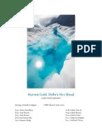 Harvest Gold Case Review