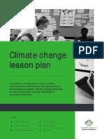 Aidr Climate Change Lesson Plan