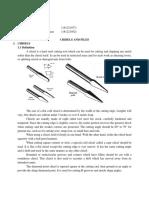 Chisels and Files (Dimas P & M Ridwan F) 2B-Aeronautics