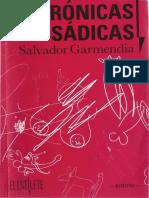 Crónicas Sádicas. Salvador Garmendia