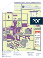 Sacred Heart Campus Map