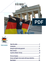 Why German is Easy Preview