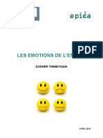 2018 Emotions Enfants