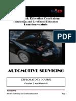 k to 12 Automotive Final Copy