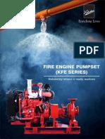 Kfe Diesel Pump Set