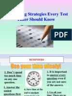 Test Taking