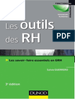(Fonctions de l'Entreprise. Ressources Humaines Animation Des Hommes.) Guerrero, Sylvie - Les Outils Des RH _ Les Savoirs Essentiels en GRH-Dunod (2014)