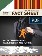 Sabpp Fact Sheet April 2016