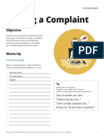 92 Making-A-Complaint US Student