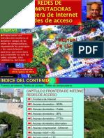 02 Redes de Computadoras-Frontera de Internet-Redes de Acceso