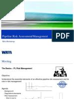 Muhlbauer PHMSA_committee Pipeline Risk Assessment Management Mini Workshop 2016