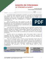 Levantamento de Interesses.doc