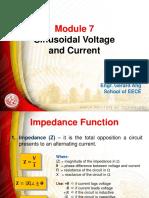 EEA101 Module 7