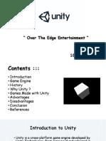 Unity 3D PPT