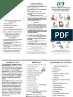 Opúsculo Ofertas Ocupacionales y Requisitos de Admisión 2011-2012