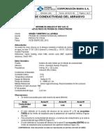 PRUEBA DE CONDUCTIVIDAD DEL ABRASIVO (ARENA)