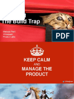Melissa Perri - Escaping the Build Trap